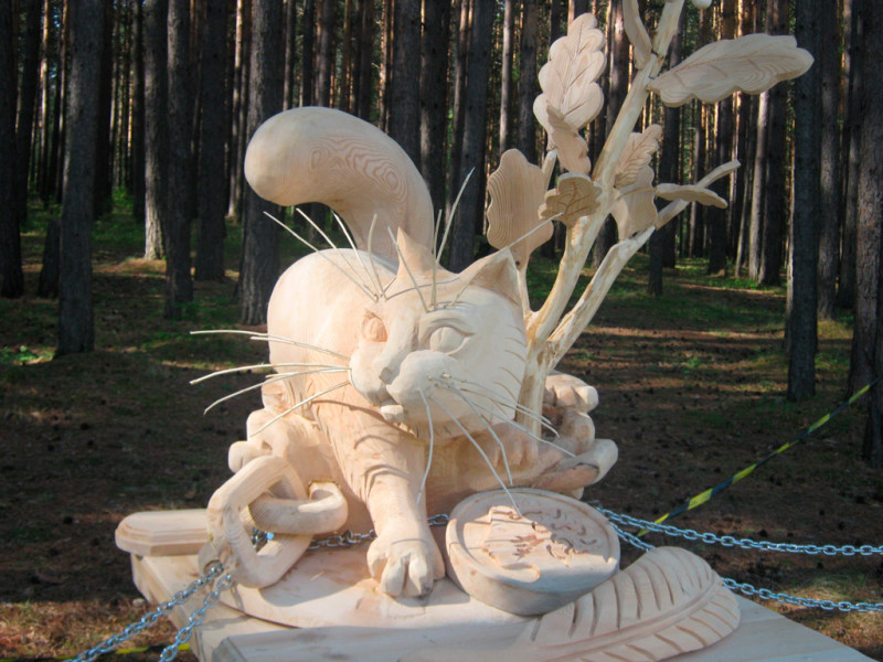 лукоморье савватеевка фото